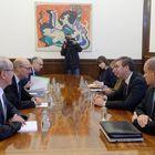 Председник Вучић састао се са директором Дирекције за континенталну Европу Министарства спољних послова Републике Француске