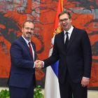 Predsednik Vučić primio akreditivna pisma od novoimenovanog ambasadora Sjedinjenih Američkih Država