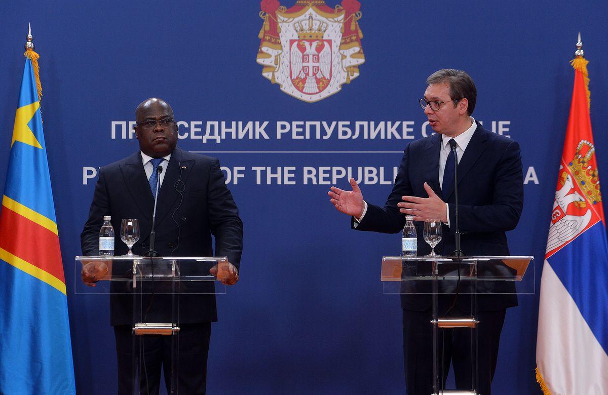 Посета председника Демократске Републике Конго