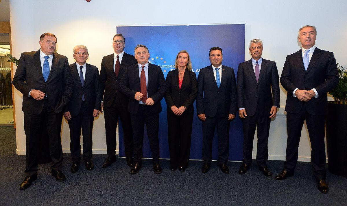 Predsednik Vučić u Briselu
