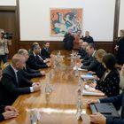Састанак са министром одбране Републике Кипар