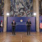Председник Вучић састао се са замеником помоћника државног секретара САД и специјалним представником за Западни Балкан