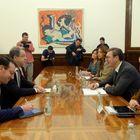 Председник Вучић састао се са главним тужиоцем Механизма за међународне кривичне судове