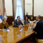 Састанак са шефом делегације Европске уније