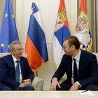 Опроштајна посета амбасадора Републике Словеније