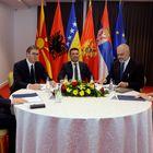 Predsednik Vučić učestvovao na sastanku lidera Zapadnog Balkana
