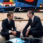 Састанак са председником Француске Републике