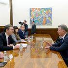 Састанак са политичким директором Министарства спољних послова Велике Британије