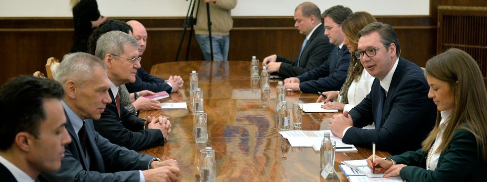 Састанак са генералним тужиоцем Руске Федерације