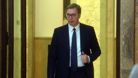 Обраћање председника Републике Србије након седнице Савета за националну безбедност