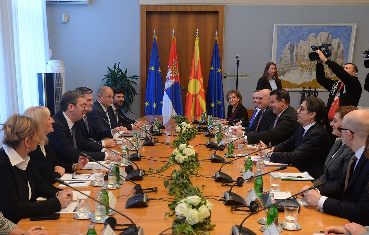 Visit of the President of the Republic of North Macedonia