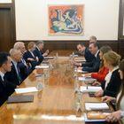 Састанак са зaмeникoм министрa спoљних пoслoвa Рускe Фeдeрaције