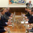 Састанак са министром спољних послова Републике Словеније