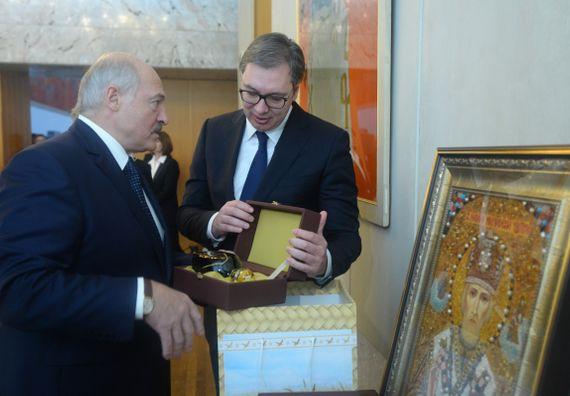 Poseta predsednika Republike Belorusije