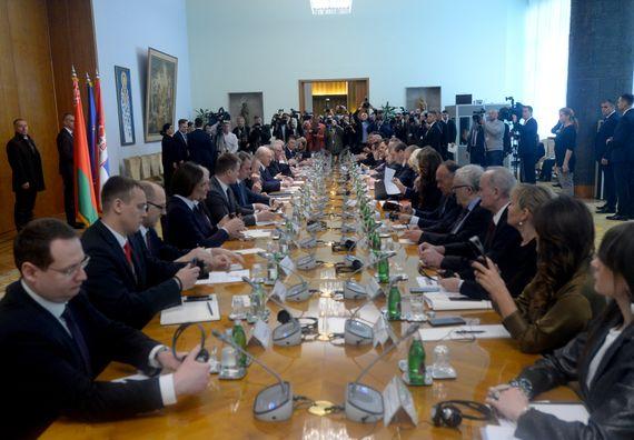Посета председника Републике Белорусије