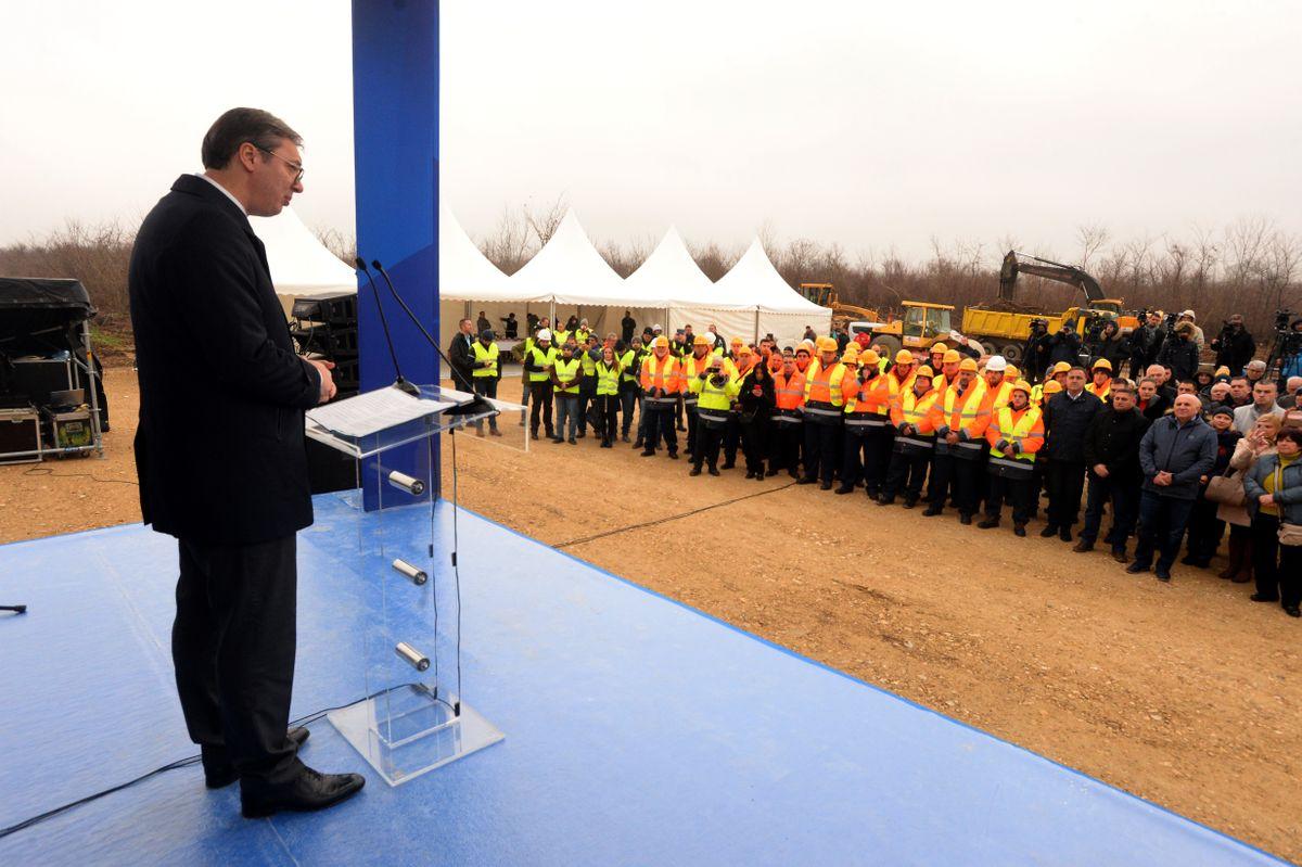 Почела изградња ауто-пута Рума–Шабац и брзе саобраћајнице од Шапца ка Лозници