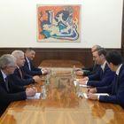 Predsednik Vučić sastao se sa delegacijom finske kompanije Nokija