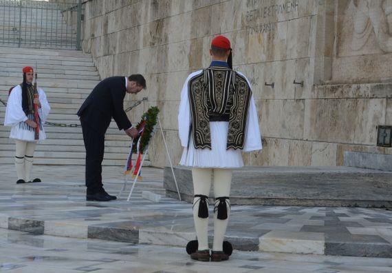 Председник Вучић у званичној посети Републици Грчкој