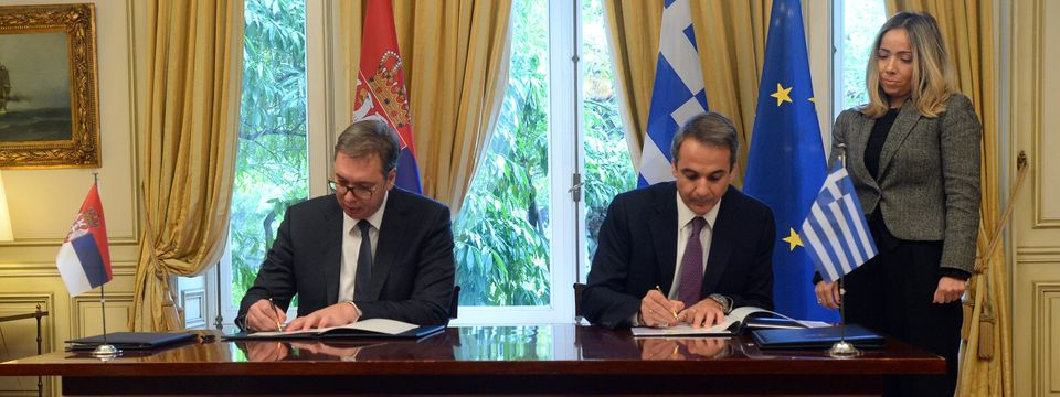 Predsednik Vučić u zvaničnoj poseti Republici Grčkoj