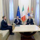 Sastanak sa ambasadorom Republike Italije