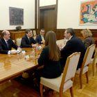 Састанак са министром за европске послове Републике Италије