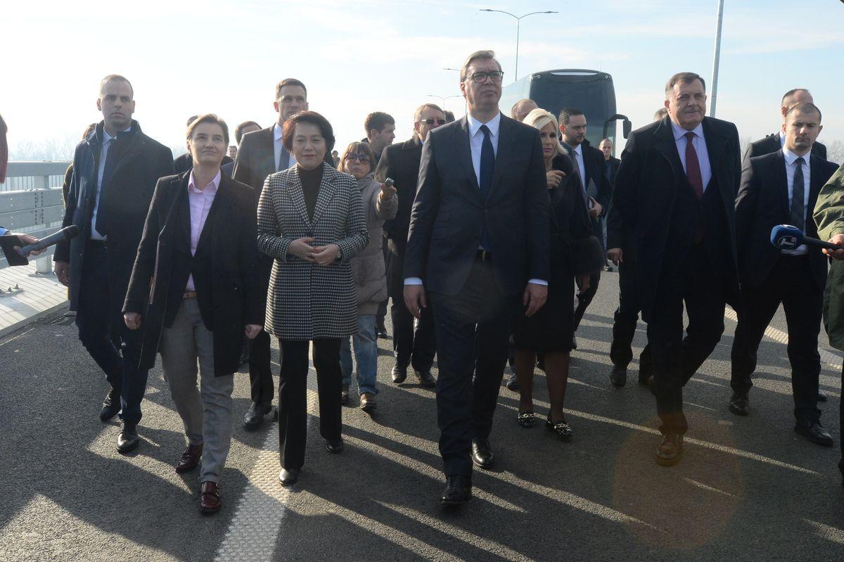 Svečano otvorena deonica Surčin – Obrenovac