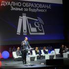 """Predsednik Vučić učestvovao na konferenciji """"Dualno obrazovanje – znanje za budućnost"""""""