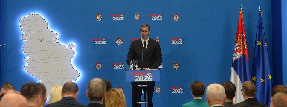 """Представљен програм """"СРБИЈА 2025"""""""