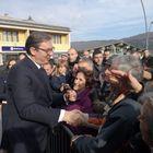 Председник Вучић у посети Мркоњић Граду и Дрвару