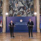 Састанак са високим представником Европске уније за спољне послове и безбедносну политику