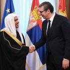 Састанак са генералним секретаром Муслиманске светске лиге