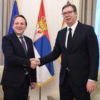 Састанак са европским комесаром за суседство и проширење