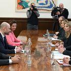 Састанак саизвестиоцем Европског парламента за Србију и председавајућом Делегацији Европског парламента за односе са Србијом