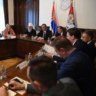 Састанак са представницима Срба из региона