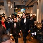 """Председник Вучић присуствовао свечаном отварању хотела """"Mona Plaza"""""""