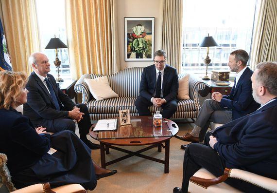 Председник Вучић урадној посети Сједињеним Америчким Државама