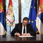Predsednik Vučić raspisao redovne parlamentarne izbore