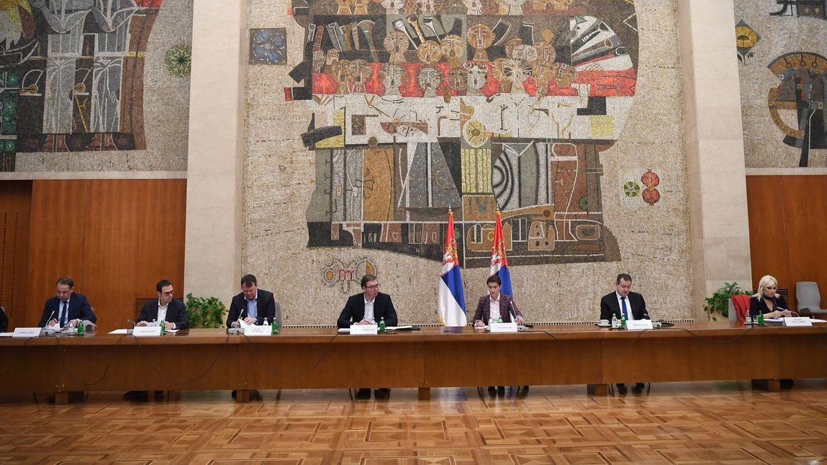 Obraćanje predsednika Vučića 17.03.2020.
