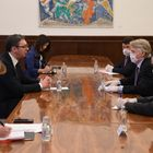 Састанак са амбасадором Краљевине Норвешке