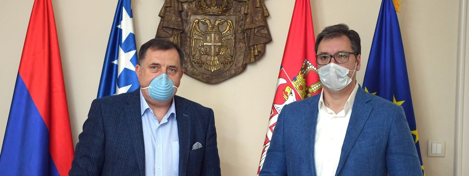 Sastanak sa srpskim članom Predsedništva Bosne i Hercegovine