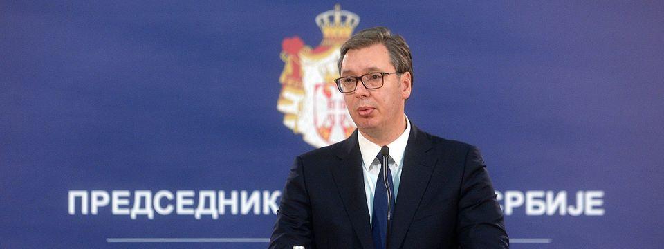 Председник Вучић обратио се нацији поводом 21 године од почетка НАТО агресије