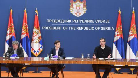 Обраћање председника Вучића 27.03.2020.
