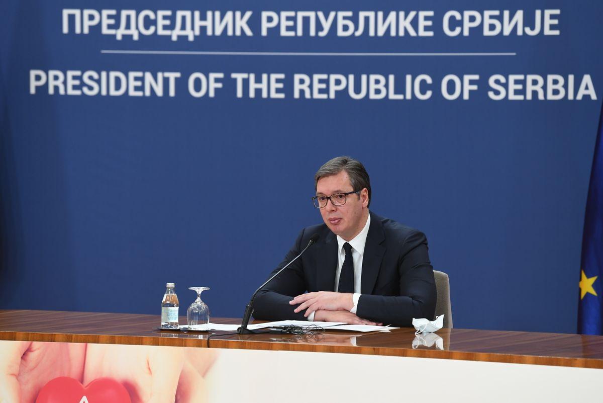 Састанак са амбасадорима земаља чланица Европске уније