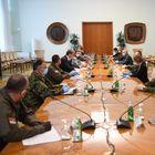 Sastanak sa članovima ruskog tima