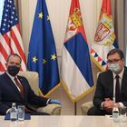 астанак са амбасадором Сједињених Америчких Држава
