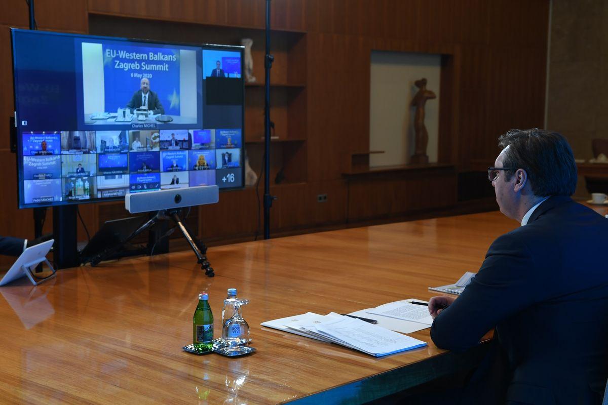 Video konferencijski Samit Evropska unija - Zapadni Balkan