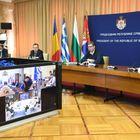 Video konferencijski sastanak Visokog saveta za saradnju Republike Srbije, Republike Bugarske, Republike Grčke i Rumunije