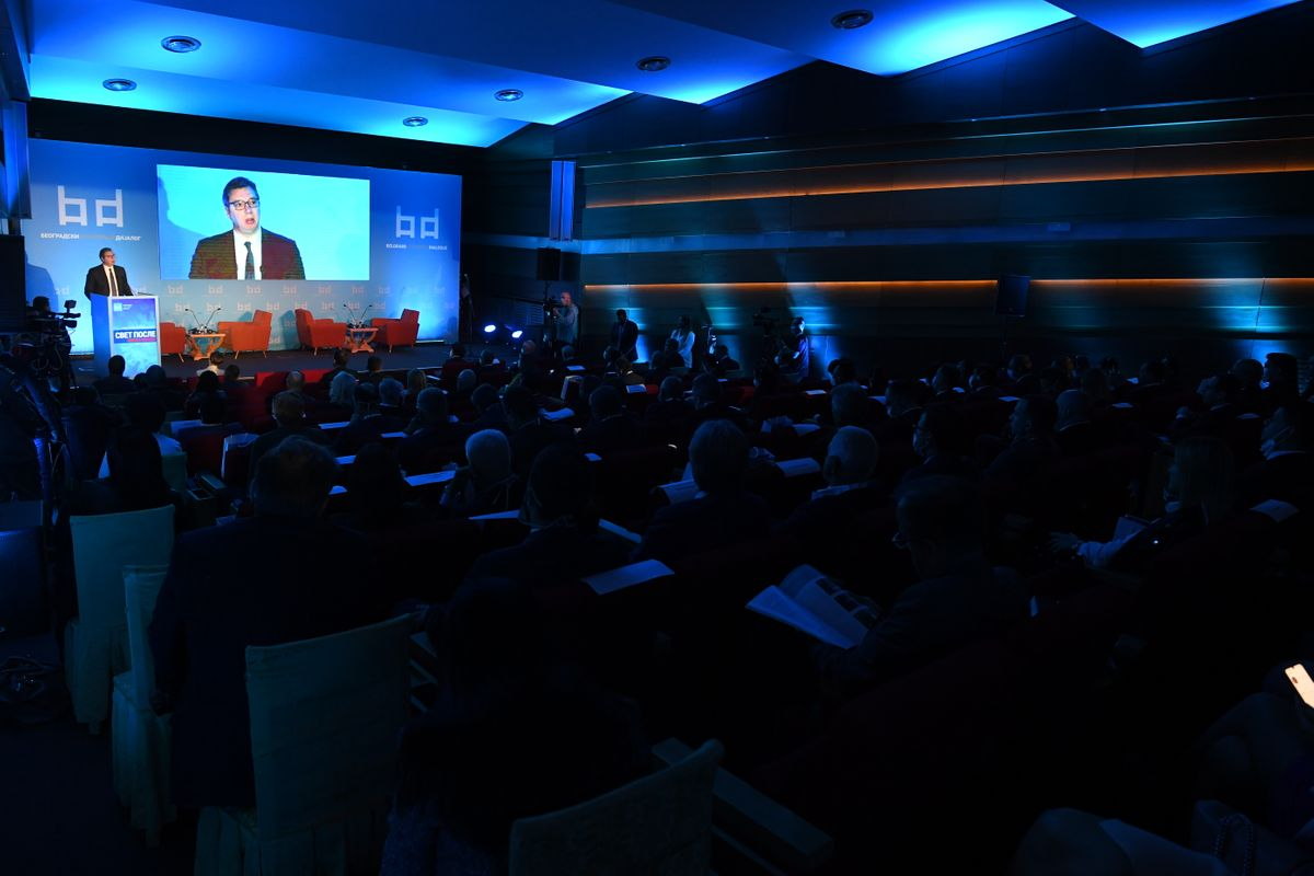 Predsednik Vučić otvorio međunarodnu konferenciju