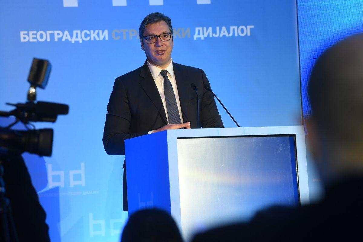 Председник Вучић отворио међународну конференцију