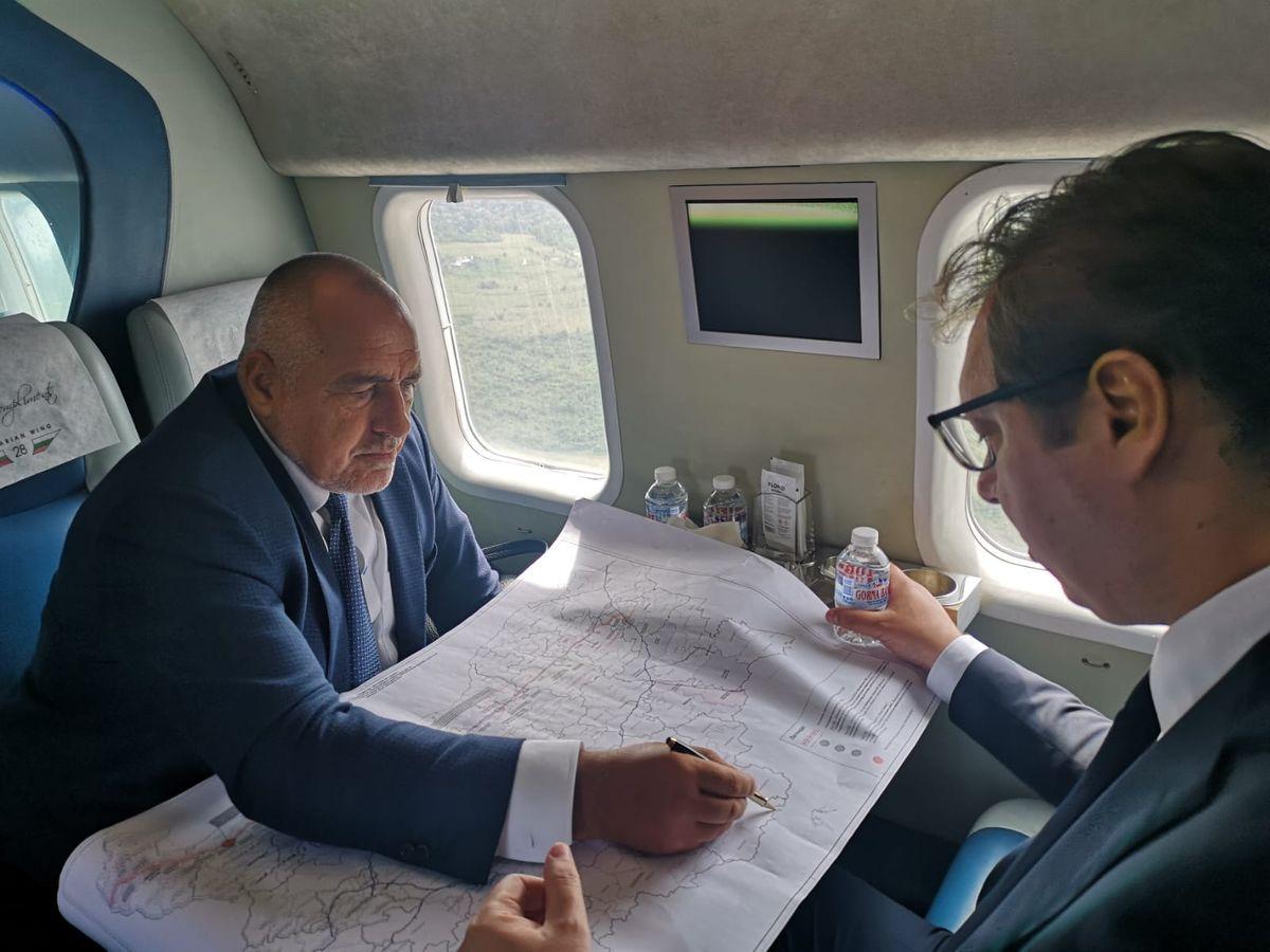 Predsednik Vučić u radnoj poseti Republici Bugarskoj